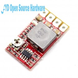 Step-down module 3A 12v 24v to 5V 3.3V 9V 3A fixed voltage mini DC Adjustable Buck module