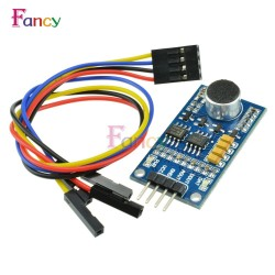 LM386 Intelligent Sound Sensor Detector For Arduino