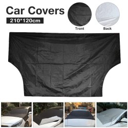 210x120cm Magnetic Car Front Windshield Snow Frost Cover