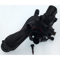 High Quality Coolant Thermostat Housing For BMW 2007-2013 For Mini One Cooper S R56 11537534521