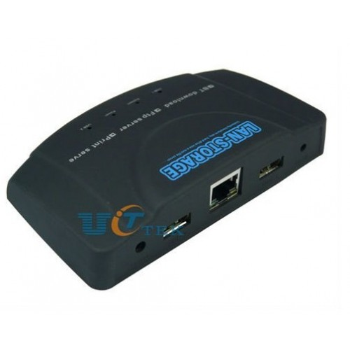 LAN Storage USB Device Server
