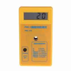 PM2.5 Particle Detector Haze Dust Air Quality Monitoring Analyzer Meter Sensor J16 dropshipping