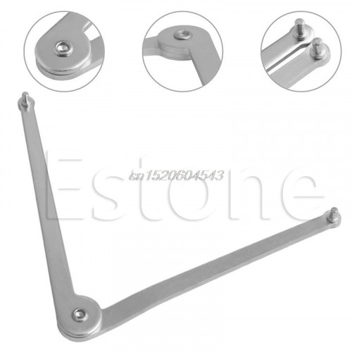 3mm Dia Adjustable Pin Wrench Spanner For Angle Grinder Hubs Arbors Oower Tools R06 Drop Ship