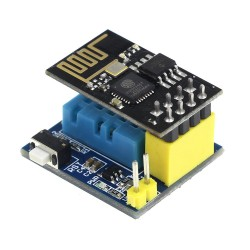 ESP8266 ESP01 DHT11 Temperature Humidity Sensor Module