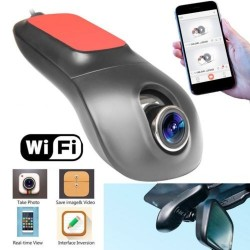 mini wifi Car DVR Camera Dashcam Full HD 720P dash cam IMX 322 Novatek 96655 F7