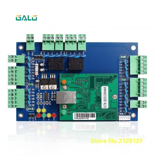 galo TCPIP Network Access Control Board Controller for Door and RFID Reader
