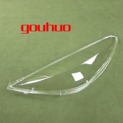 Peugeot 207 09-13 transparent lampshade lamp shade front Headlight shell lampshade cover 2pcs