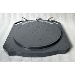 2Ton Aluminum Wheel Alignment Turn Plate Table