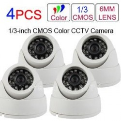 Cheapest CMOS Indoor CCTV Camera