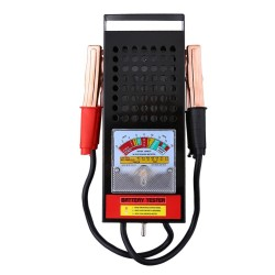 Mini 12V Car Battery Tester Automotive Battery Load Tester Alternator Cranking Check Analyzer Battery Life Dia