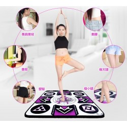 Single dance pad Non-Slip Pad yoga mat sense game for PC.