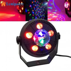 LED Party Rotate Lamp magic ball lights par lights Karaoke Machine Strobe Dance Disco DJ