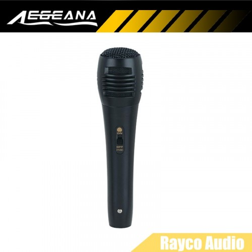 Unindirectional Dynamic Wired Microphone With 15m Cable Designed For All Singing Machine karaoke Systems And