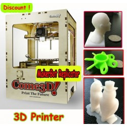 3D Printer MakerBot Replicator. For prototyping equipment