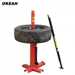 Vacuum Tire Changer Simple Changing  Auto Maintenance Tool