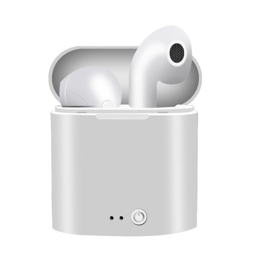 i7s tms earphone bluetooth Sports Headset Earpods Wireless Stereo Smart Connect for all Phone Factory Price