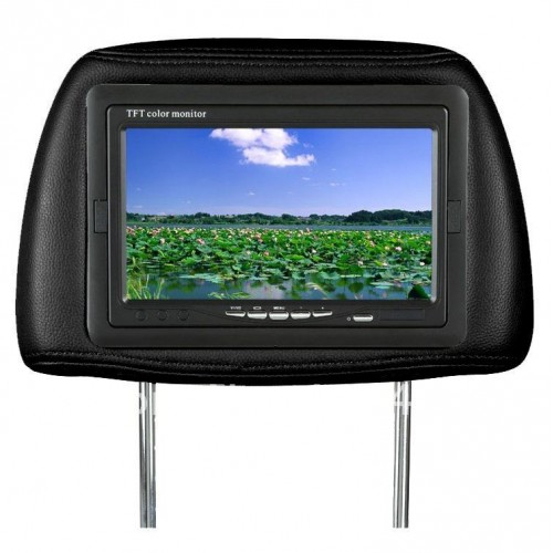 7 Inch Headrest Monitor7 Inch Headrest Monitor