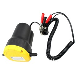 Car Oil Extractor Pump DC 12V 60W Fuel Transfer  Pump Car Diesel