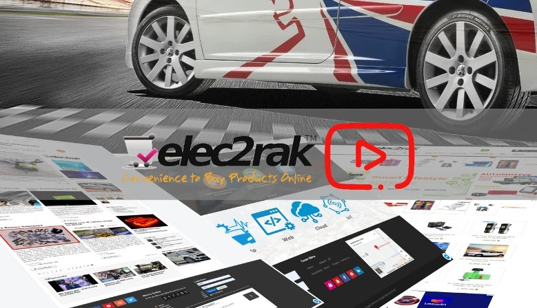elec2rak youtube chanel
